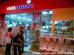 SUN COMIC (M) SDN. BHD. (Giant Superstore - Taman Connaught)