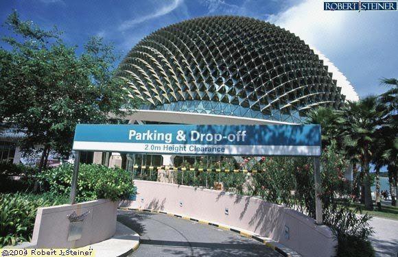 Esplanade Waterfront Car Park