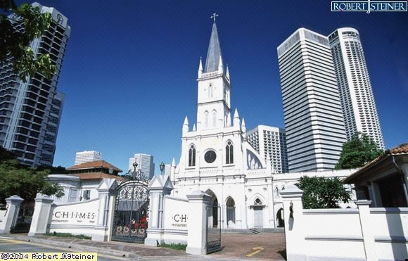 Right View of CHIJMES (Convent Of Holy Infant Jesus Chapel And ...