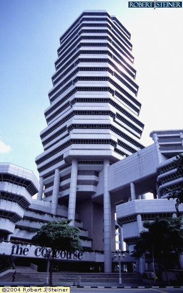 front view of the concourse building image singapore