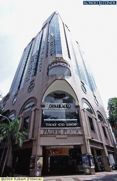 No Credit Car Loans >> Main View of Pacific Plaza Building Image, Singapore