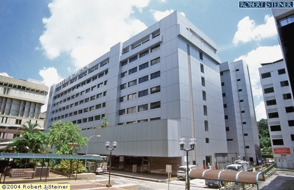 Hotel Grand Chancellor Singapore