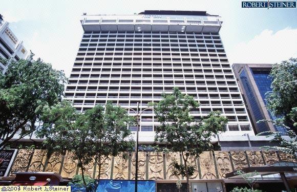 Hilton Hotel On Orchard Road Singapore