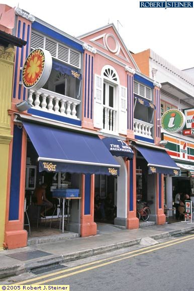 The InnCrowd Backpackers Hostel Singapore