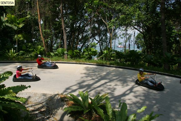 Sentosa Luge & Sky Ride Base
