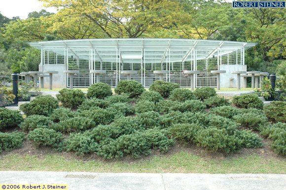 Singapore Botanic Gardens Plant House