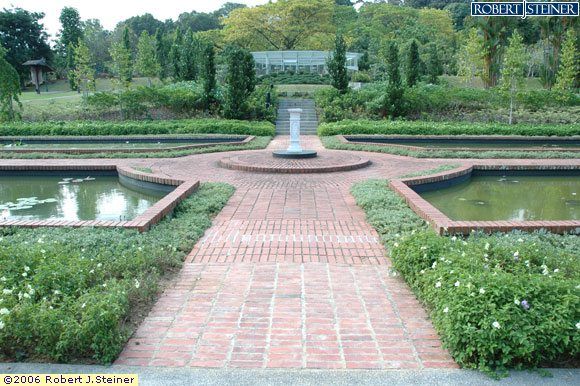 Awesome Singapore Botanic Gardens, Sundial Garden Pictures Gallery