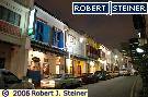 Club Street,Shophouses at night
