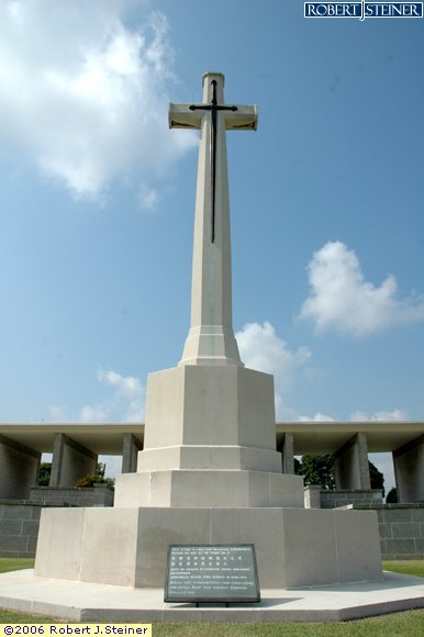 Asia Travel: Singapore Images of Kranji War Memorial