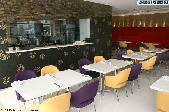 White Dog Cafe : Open Concept Kitchen