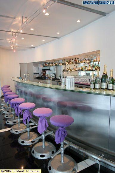 Restaurant Wine Bar Counter