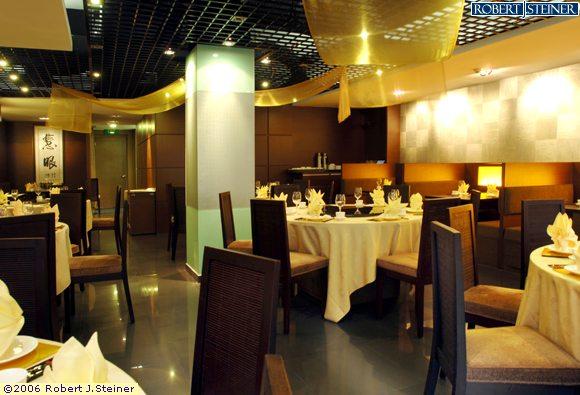 Taste paradise restaurant interior