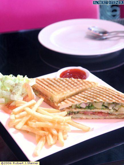 Bombay Sandwich by