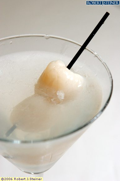 Lychee Martini by