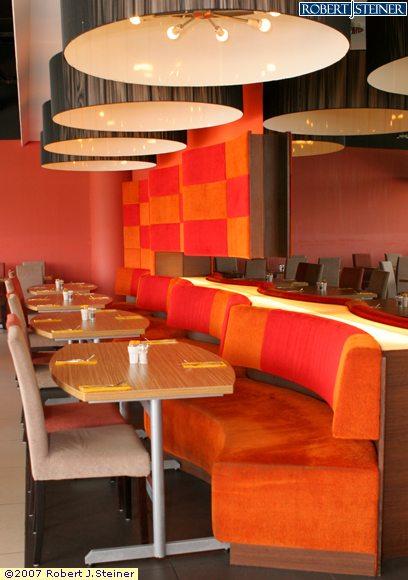 Earle swensen s restaurant interior