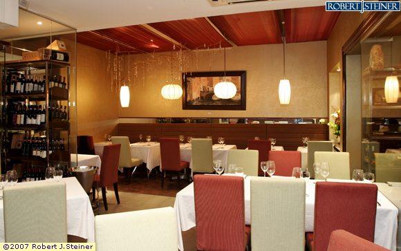 Oso ristorante restaurant interior