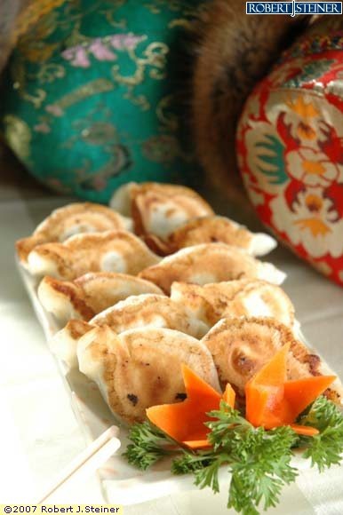 Northern Slightly Fried Dumplings by Tibet Restaurant