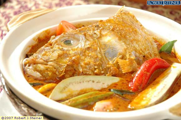 Fish Head Curry by