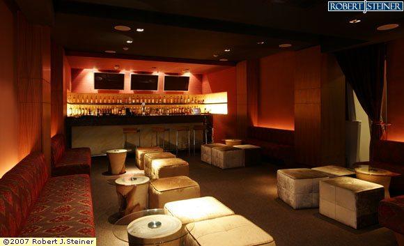 Screening Room Basement Lounge 2