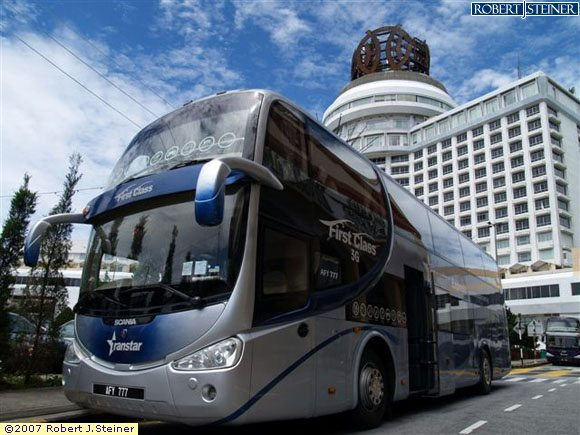 Car Loans For People With Bad Credit >> First Class 3G Coach Bus of Transtar Travel Pte Ltd ...