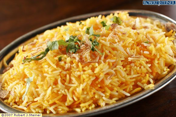 Saffron Rice by Kinara Authentic Indian Cuisine
