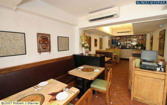 Su korean cuisine singapore pte ltd restaurant interior