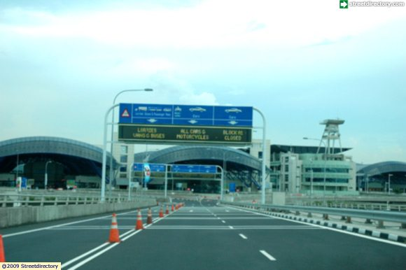 Main View of TUAS CHECKPOINT Building Image, Singapore