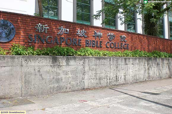 bible college in singapore