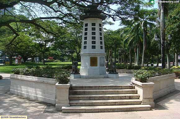 Main View of Esplanade Park - Lim Bo Seng Memorial Building Image ...