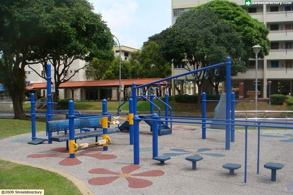 Fitness corner of nee soon central