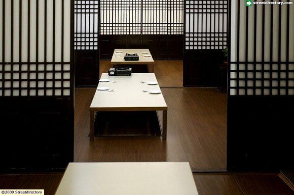 Haebok 39 s korean restaurant vip room for Vip room interior design