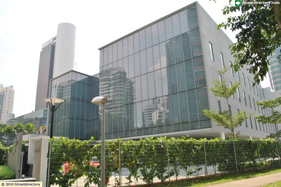 Right View of UOB Kay Hian Building Image, Singapore