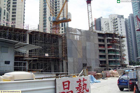 Main View of CHUI HUAY LIM CLUB Building Image, Singapore