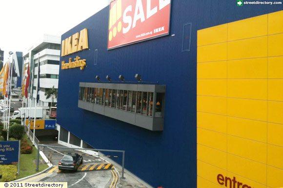 Side View 3 of IKEA Alexandra Building Image, Singapore