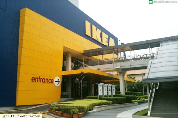 Side view 4 of ikea alexandra building image singapore for Ikea driving directions
