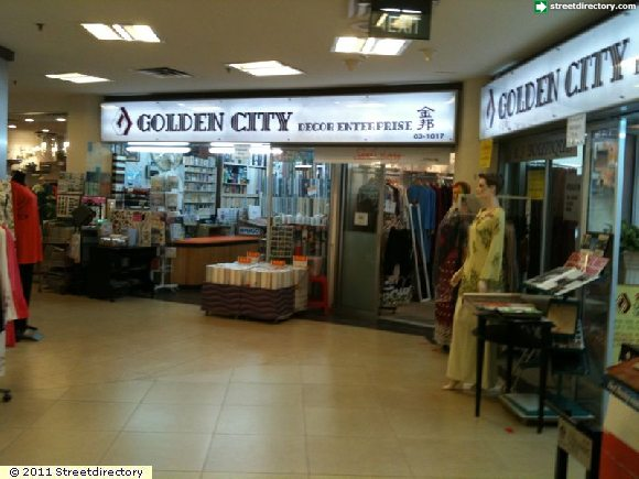 Main View Of Golden City Decor Enterprise Building Image Singapore