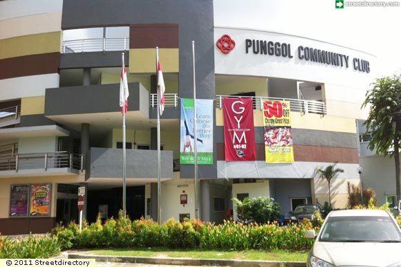 Community Club Activity Punggol Community Club