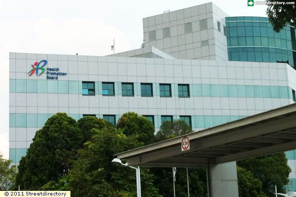 Front View Of Singapore General Hospital Sgh Health
