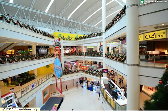 Main View of City Square Mall Building Image 6c5d68f0941