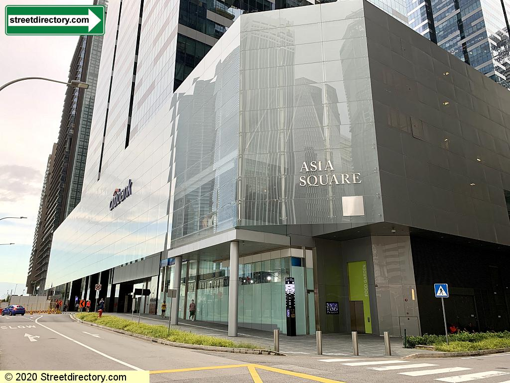 Photos Of Asia Square Tower 1