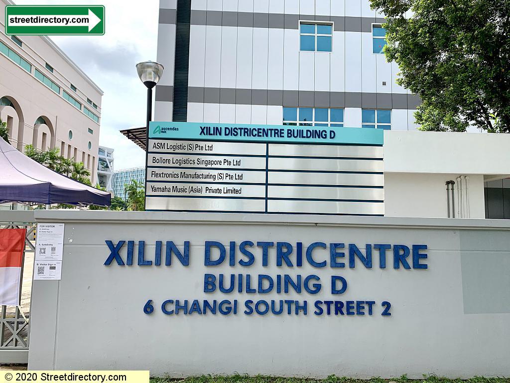 Xilin Districentre Building D