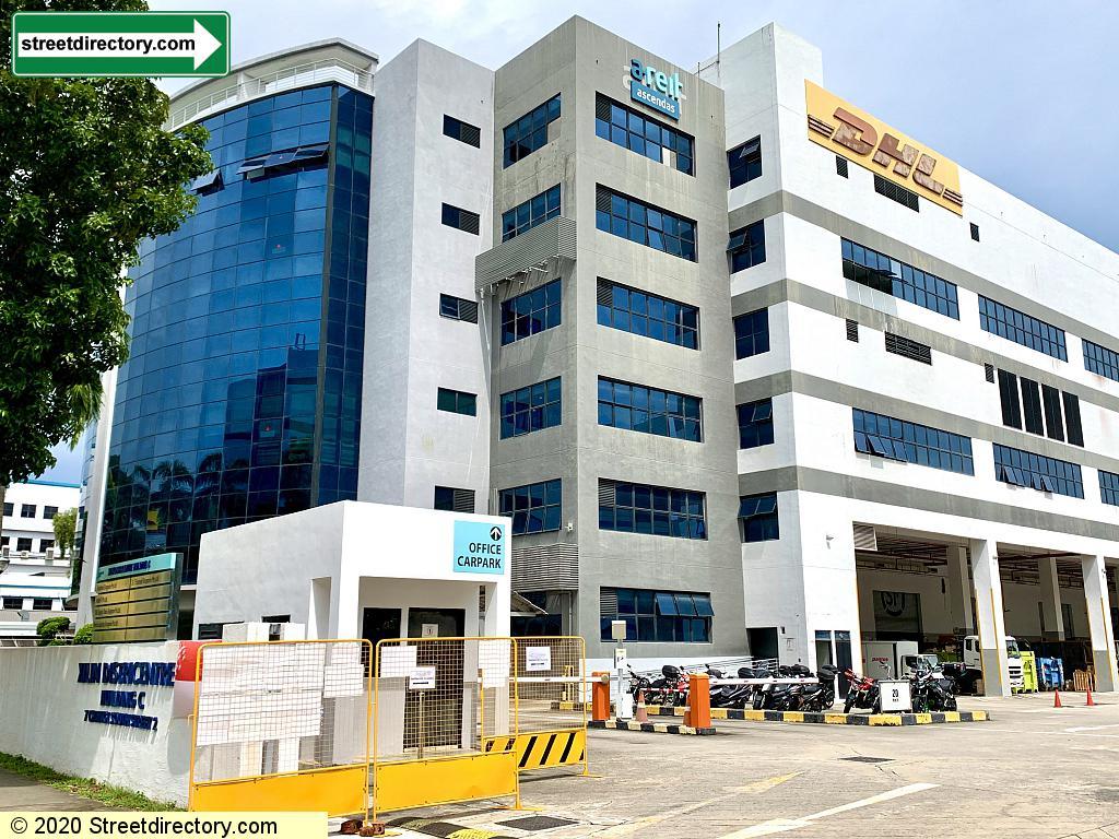 Xilin Districentre Building C