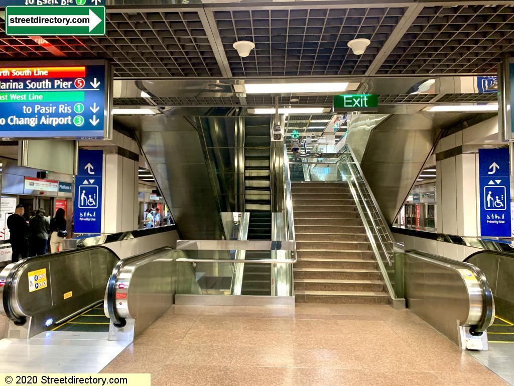 Photos Of City Hall Mrt Station Ns25 Ew13