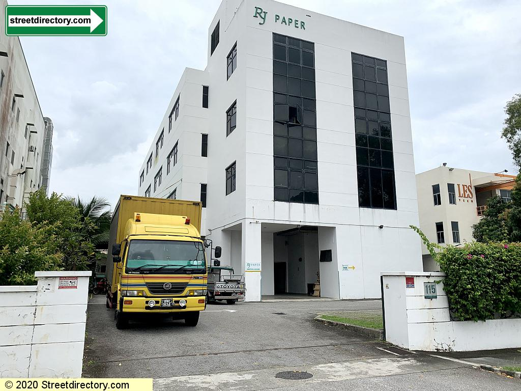 RJ Paper Industrial Building