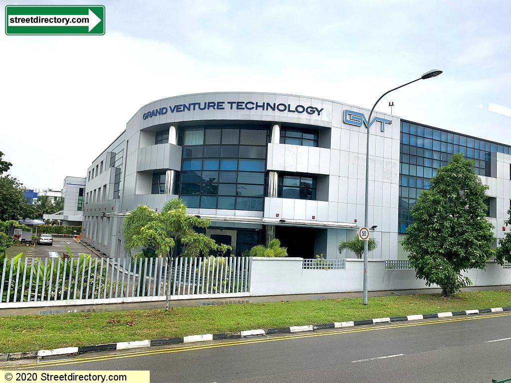 GVT Building (Grand Venture Technology)