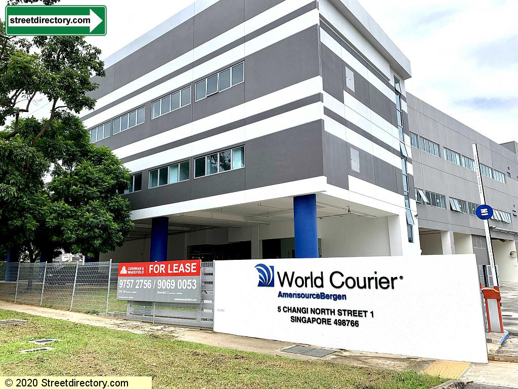 World Courier Singapore