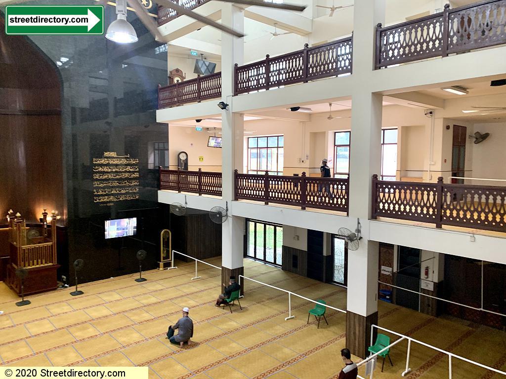 Masjid Alkaff Kampung Melayu