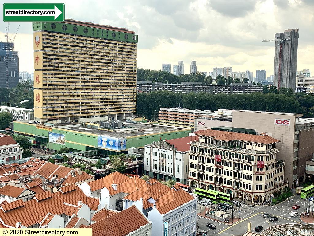 Yue Hwa (Nam Tin) Building