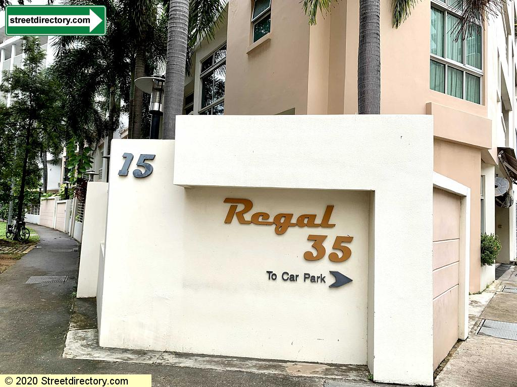 Regal 35