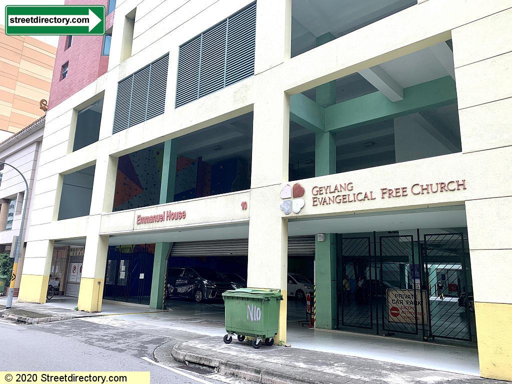 Emmanuel House / Geylang Evangelical Free Church
